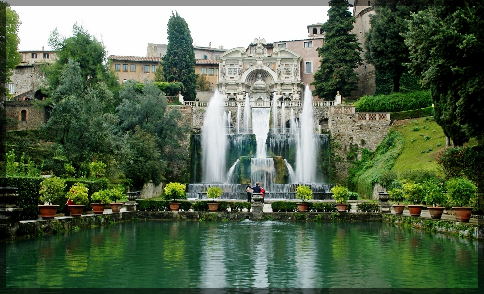 Tivoli Villa d'Este Tour