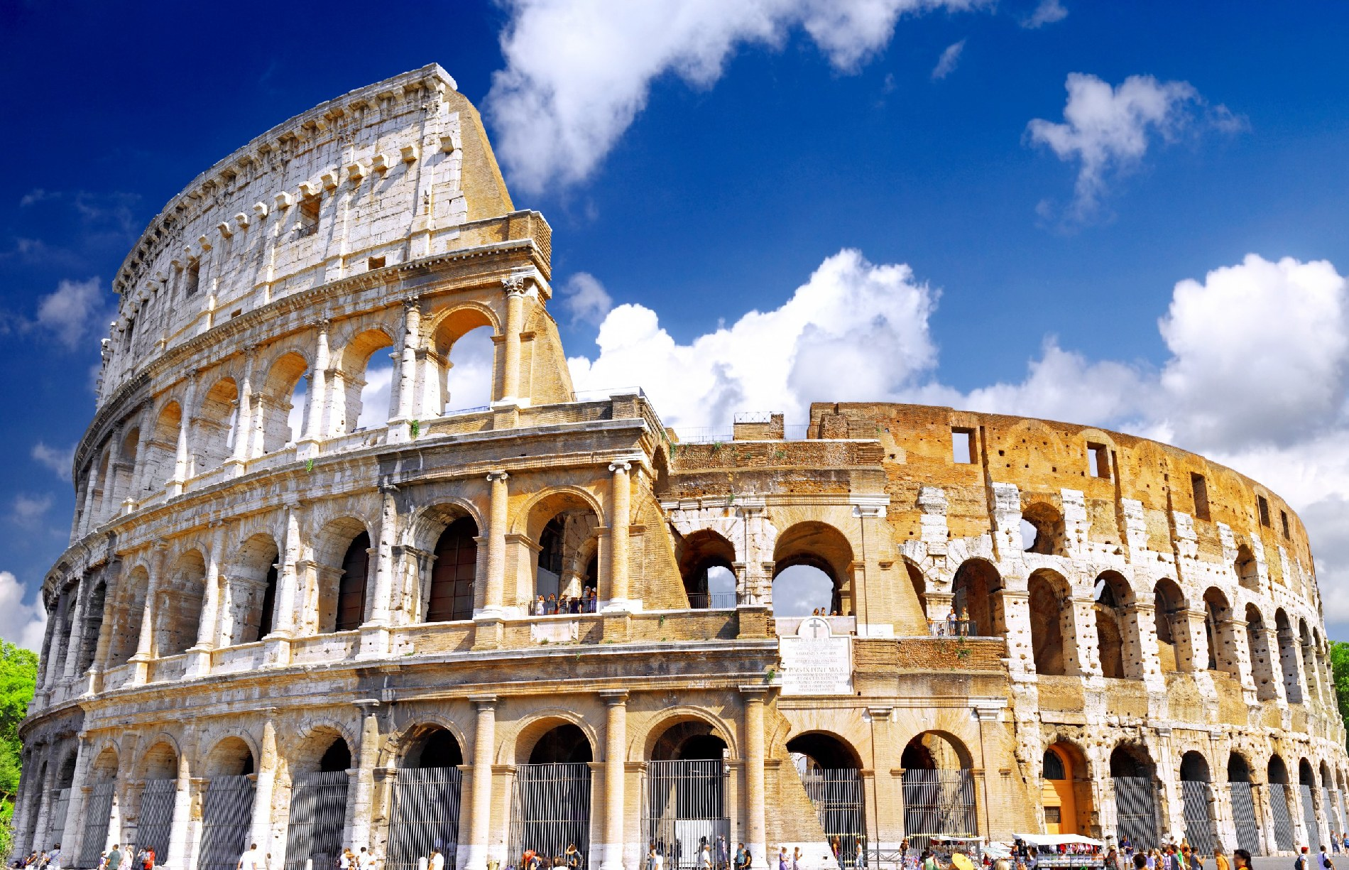 Colosseum Wheelchair Accessible Tour