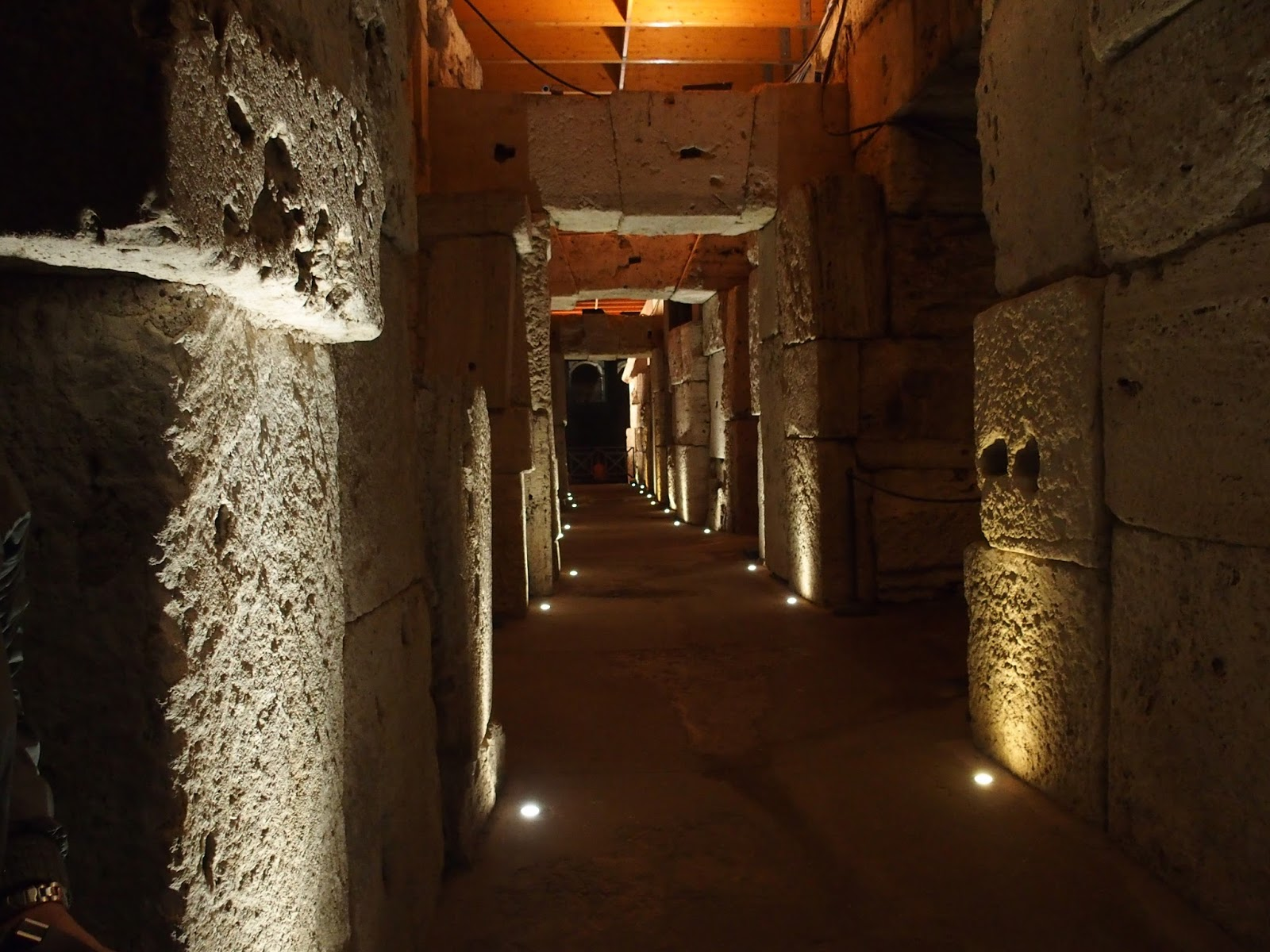 Colosseum Underground private tour