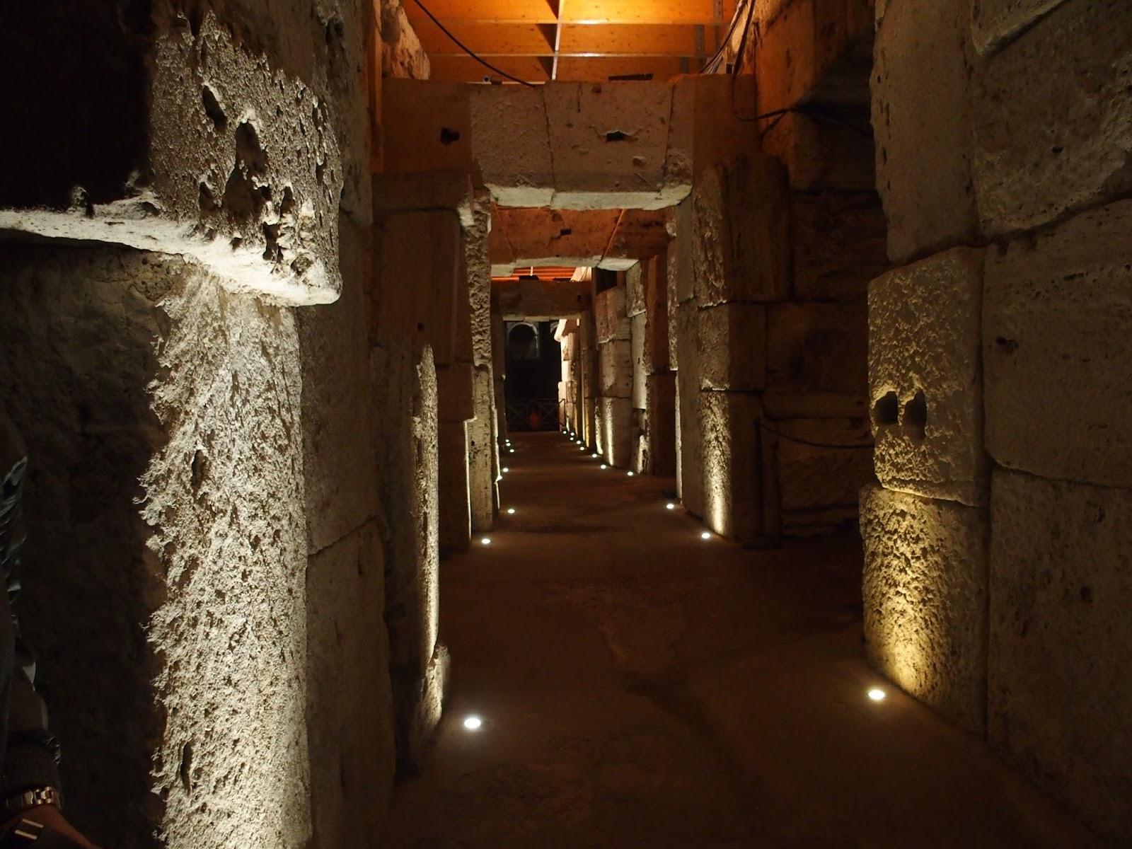 Colosseum Underground Tour Tickets